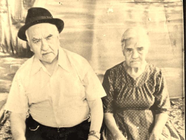 Próspero & María (Olmedo's grandparents)